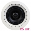 SpeakerCraft WH6.1R 5-Pack